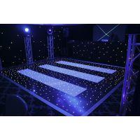 LED黑白星空跳舞地板星星地板