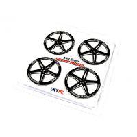 天空创新 SKYRC 1/10 Set-up Wheel 电玩具铝轮