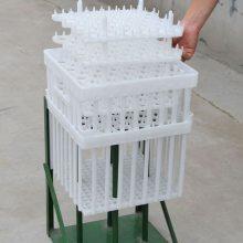 塑料鸡蛋盘 种鸡用蛋盘 42枚鸡蛋托 全新料蛋盘厂家直销