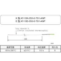 K型AT-10K-050-0-TS1-ANP日本ANRITSU安立空气温度测试传感器反应速度0.3秒