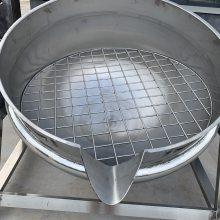四川火锅料燃气夹层锅 搅拌夹层锅
