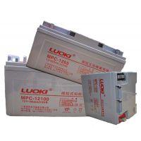 洛奇蓄电池12v-24ah山东总代理现货报价
