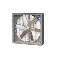 低噪音JS-II-9A型轴流式排风扇挂壁风机工业大型方型负压风机