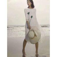 开天悟语现货多种款式多种风格山水雨稞春装成都女装批发网江苏加盟品牌女装