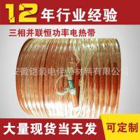 RDP3-J3高温恒功率电伴热带 三相并联恒功率电加热带 电热带380V