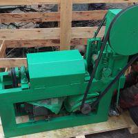 生产厂家 安平从邦机械 调直切断机 铁丝断丝机