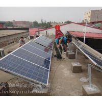 太阳能发电系统10千瓦造价菏泽光伏发电安装公司