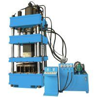 鲁诚供应YQ-32国标定制半自动定程封头油压机厂家直营