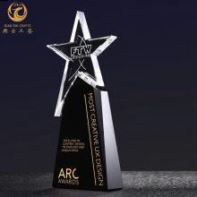 上海水晶特色奖杯,企业区域代理纪念品,奖杯定制批发厂家,特约经销商奖杯
