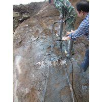 什么开山设备不污染环境,柳州分裂机制造商博奥