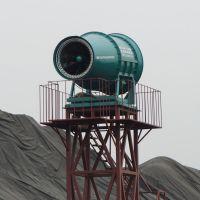 风清远射程高塔式煤场定时调控除尘设备