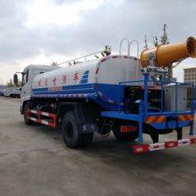 东风天锦12吨喷洒车价格_郑州哪里卖的有洒水车