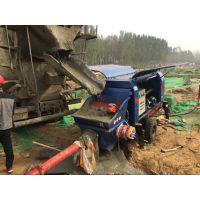 供应 混凝土细石泵 青岛青科重工 地泵