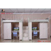铁架高低床 艾尚家具精心设计倾心打造