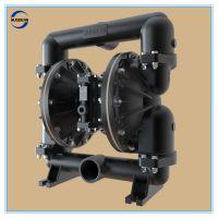 3寸大流量、不死机、抗结冰、金属型气动双隔膜泵