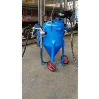 移动除锈机健身器材前处理设备湖南喷砂机