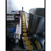 供应普鲁森全自动手工绿豆粉饼机-发财的好帮手