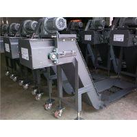 浙江盛普诺定制带水泵链板排屑机链板式输送机