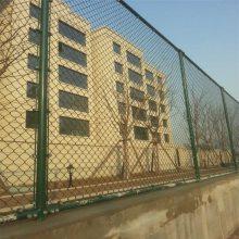 圈鱼塘护栏网 生态园护栏网 三角折弯防护网