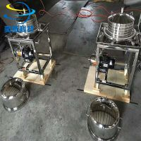 不锈钢层叠过滤器 300-5小型层叠过滤器 奕卿科技专业生产 固液分离