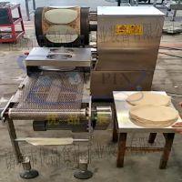 优品电加热YPCJ-150北京烤鸭饼机、自动春卷饼、压饼机、不锈钢面皮机