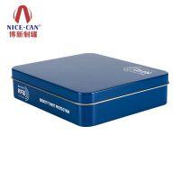 电子元件铁盒|RFID射频识别材料包装铁盒|马口铁盒