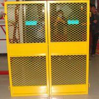 泗水现货基坑护栏 施工安全隔离栏 电梯井防护门