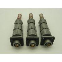 FQ14-9P卡口式防水连接器FQ圆形防水接头