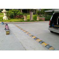 交通设施缓冲带 橡胶减速带
