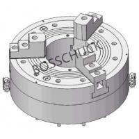 BOSSCHUCK--前置式大通孔气动卡盘