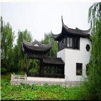 供甘肃园林古建筑和兰州塑石假山供应商