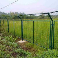 振轩交通双边丝防护栏,车间隔离网,果园菜园防护网。
