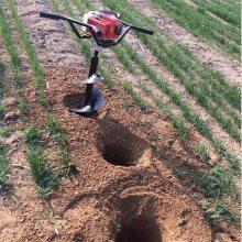 山西便携式挖坑机 多功能园林挖坑机