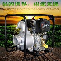 小型柴油喷灌机SHL40CP价格
