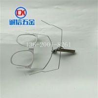 涂装生产线自动化眼镜喷油挂具 喷漆夹具钢线欢迎定制
