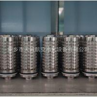 6394100不锈钢反冲洗滤芯煤矿专用天诚供应