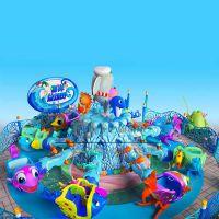 龙之盈游乐供应水上旋转游乐设备海洋总动员