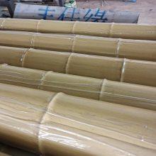 不锈钢屏风仿木纹管生产厂家丰佳缘可做7.5米长