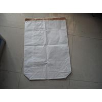 食品级纯纸袋方底梯形口热封敞口袋,定制生产,是出口通用包装的理想选择