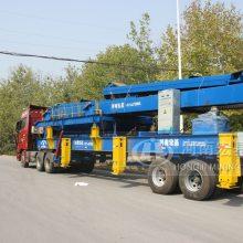 建筑垃圾处理设备哪家强-河南宏基移动式破碎生产厂家