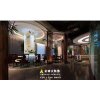 郑州商场中餐厅装修设计-郑州专业商场店中店中餐厅装修公司