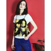 简单主题16夏五道口服装市场初次印象外贸服装批发市场国内一线高档女装品牌