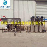 厂家直销 双级反渗透纯水机设备 净水过滤系统