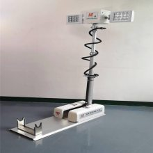 上海充电式升降工作灯批发 充电式升降工作灯专业定制