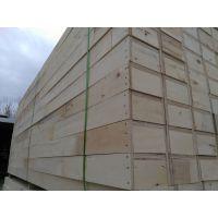 临沂玻璃包装箱用LVL/LVB结构杨木大板 杨木木板条生产厂家