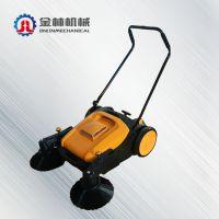 山东省热销扫地机金林机械手推式扫地机