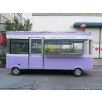 山东煎饼果子小吃车、陕西凉皮小吃车