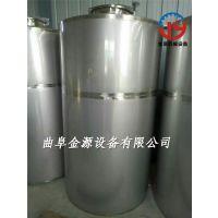 小型不锈钢储存罐 酱油白醋酿酒设备厂家 辽宁酿酒设备
