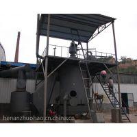 重庆涪陵1.6米煤气发生炉供榨菜厂使用