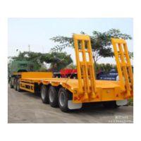 知名生产厂家产品重型挖掘机低平板半挂车